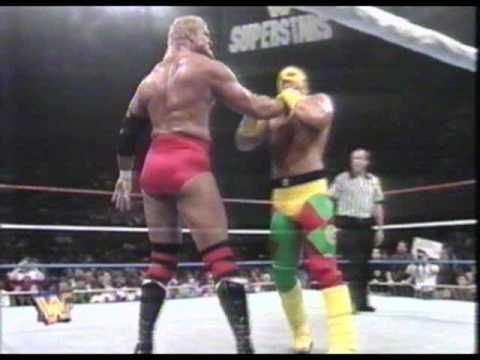 War of the wrestlers - 3 1
