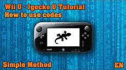 ❲Wii U - Tutorial❳ [PATCHED] How to use cheat codes