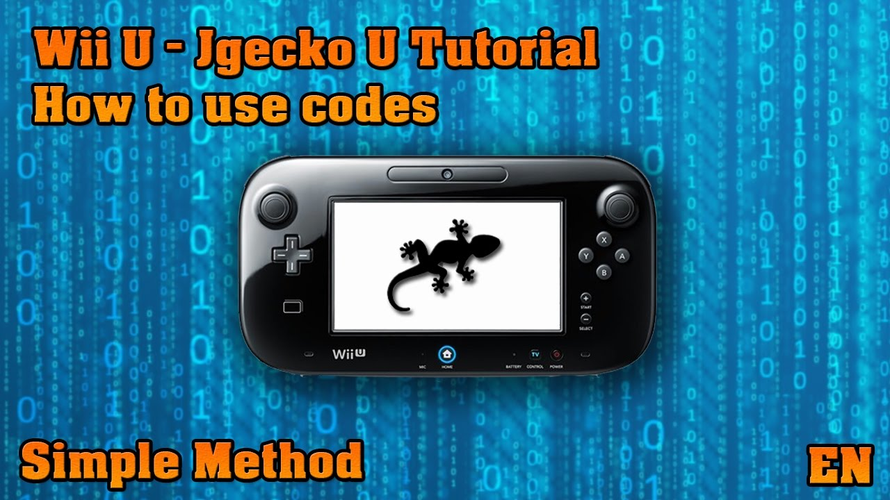 <b>Wii</b> U - Tutorial❳ [PATCHED] How to use <b>cheat codes</b> - YouTube