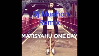 Infected Mushroom & Matisyahu - One Day (DJ Mushon Remix)