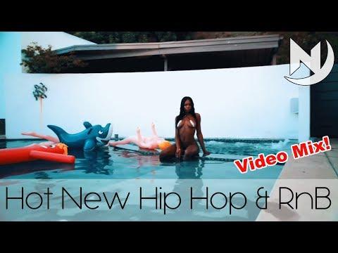 Hot New Hip Hop & RnB Dancehall Black Urban Mix   Best New RnB Rap Trap Club Dance Music #32🔥
