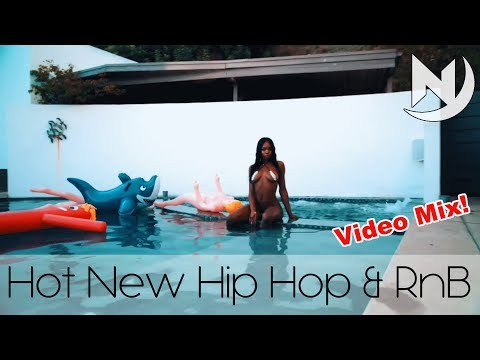 Hot New Hip Hop & RnB Dancehall Black...