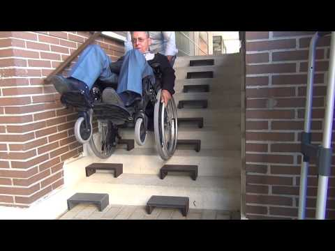 Walk Amp Roll Stair Lift Low Cost For Climbing Wheelchair
