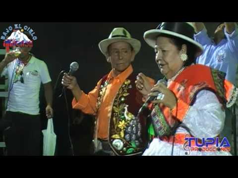 CHOLO HUELAYO Y LA HUARACINITA  en Huaral