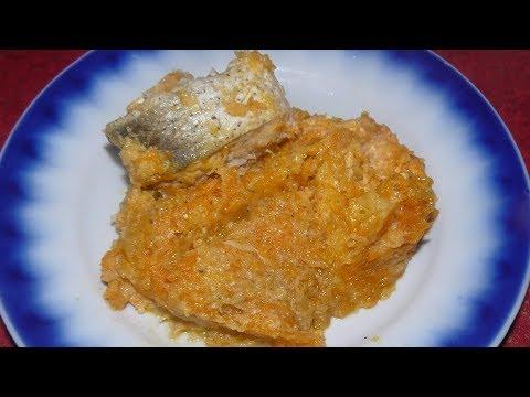 рыба под маринадом рецепт пошагово в кастрюле