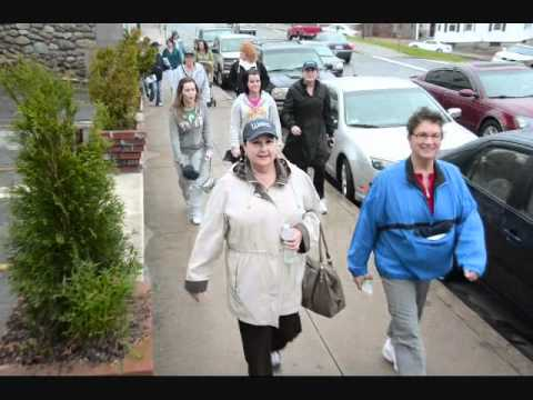 Citizens-Union Savings Bank Downtown Wellness Walk - May 23 2011.wmv