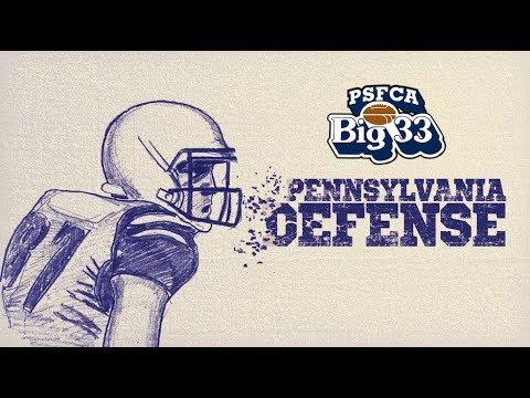 Big 33 Team Pennsylvania Defense 2018