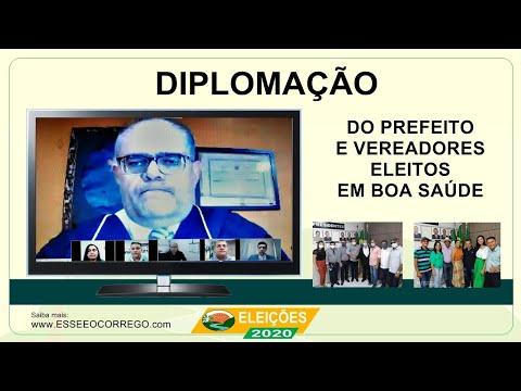 TV CÓRREGO - Diplomação dos eleitos 2020