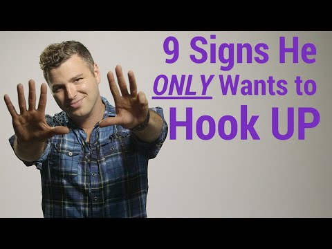 How to tell someone you want to hook up