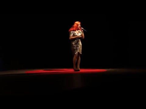 UFDRAGJ | Melissa L'orange | TEDxUFRJ