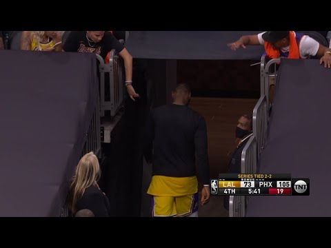 LeBron-James-got-upset-and-leaves-the-game-early-against-the-Suns