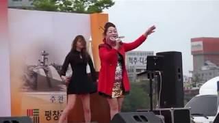 가수 금나래 [미운사내] 재울산 강원도민 화합한마당