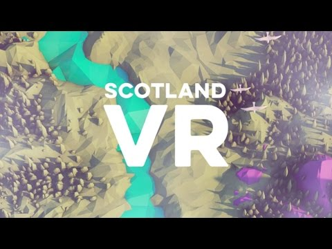 Thumbnail: Introducing ScotlandVR - A Virtual Tour