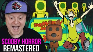SCOOBY DOO WHERE ARE YOU!!??   SCOOBY HORROR REMASTERED - CHAPTER 1