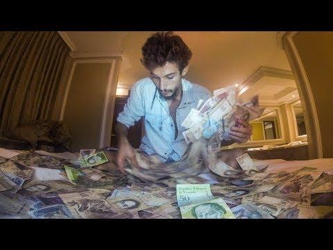 Sanırım Zengin Oldum - Venezuela Ekonomik Krizi (1 dolar 16500!)