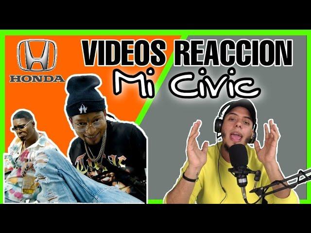 ROCHY RD ❌ EL CHIMA Mi Civic (VIDEO REACCIÓN) - El Peluche Radio