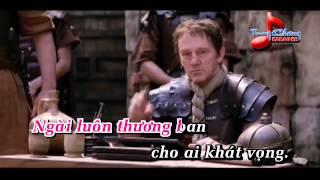 [Karaoke] Khát Vọng Đời Con - Diệu Hiền (Demo)