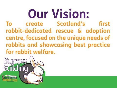 Burrow Building: Our Vision for a Purpose Built Rescue Facility in Scotland