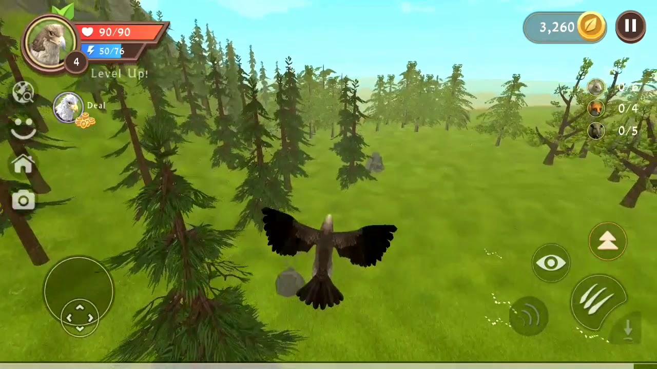 لعبة الذئب #30 | العاب حيوانات مفترسة animals Games | العاب اطفال