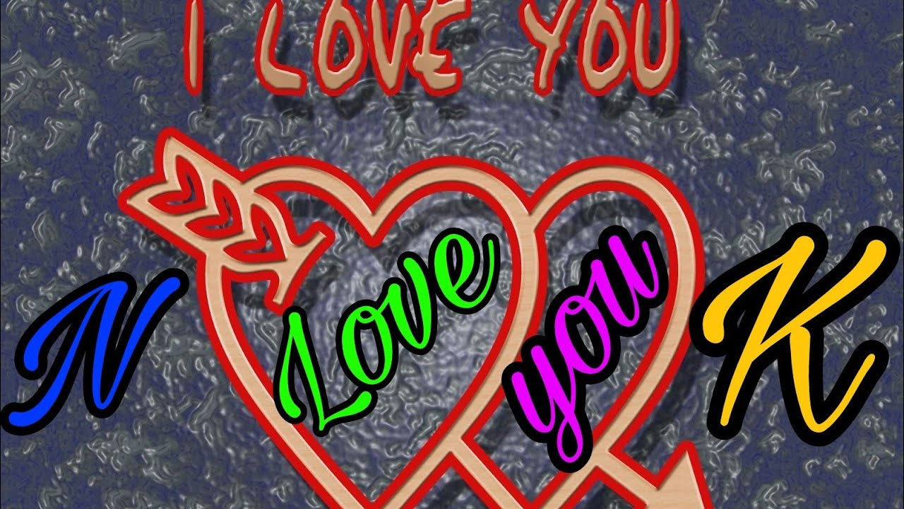 N K I Love You Wallpaper