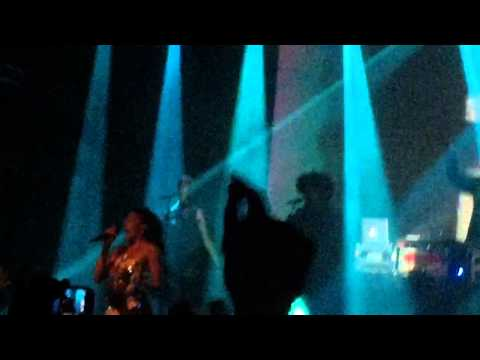 Azealia Banks ' Ice Princess ' Live  NYC Irving Plaza