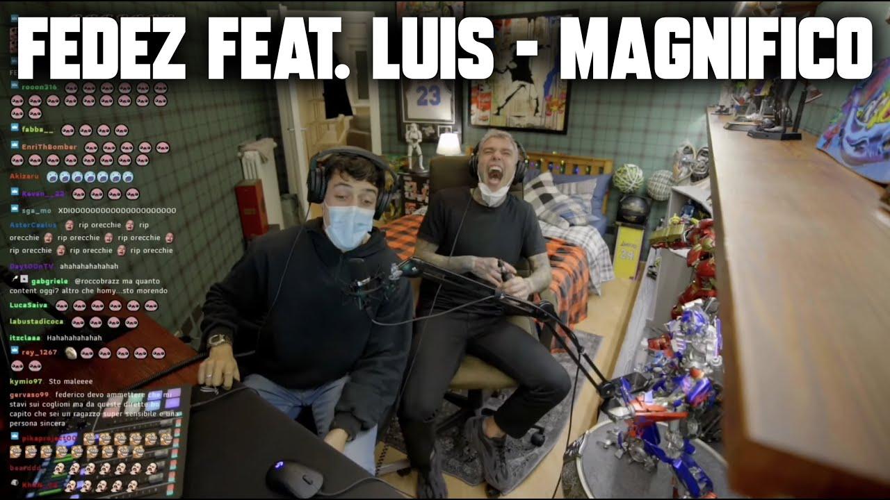 Download Fedez - Magnifico feat. Luis Sal