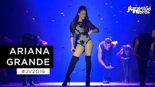 Ariana Grande Best Imitation - Juventud Vibra 2015