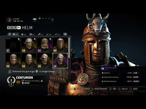 For Honor - Reputation 5 Centurion Epic Gear Unboxing