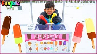 Jason Pretend Play Ice Cream Shop