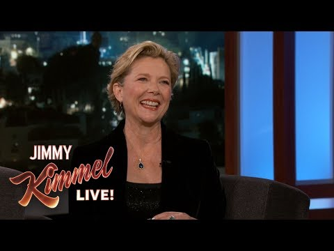 Annette Bening on Warren Beatty & Senator John McCain