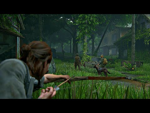 The Last Of Us Part 2 - ALL GAMEPLAY SO FAR