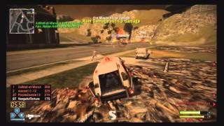 Twisted Metal Demo Gameplay - Deathmatch 13-2 (HD) *Free mp3 download*