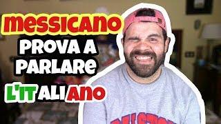 IL MIO PRIMO VIDEO PARLANDO ITALIANO 😂 #andresblass #ilmioprimovideo #comohablaritaliano