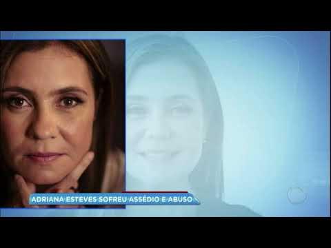 Adriana Esteves fala sobre assédio e abuso que sofreu na adolescência