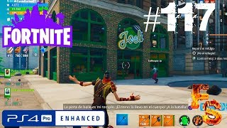 Fortnite, Save the World - Visit a Bar, the real name of the Leprechaun - FenixSeries87
