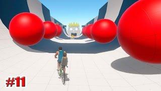 Guts and Glory (Happy Wheels в 3D) АДСКАЯ СТРОЙКА (11 серия)