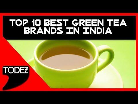Top 10 Best Green Tea Brands In India