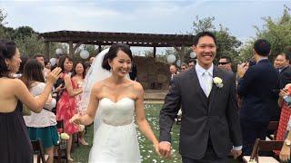 Azusa & Edward Ho's Wedding Video - shot on iPhone 5S & GoPro