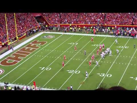 Denver Broncos at Chiefs 2015 Denver Final Drive