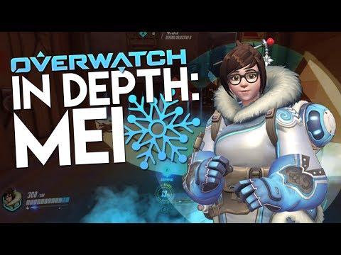 Overwatch In Depth: Mei Guide
