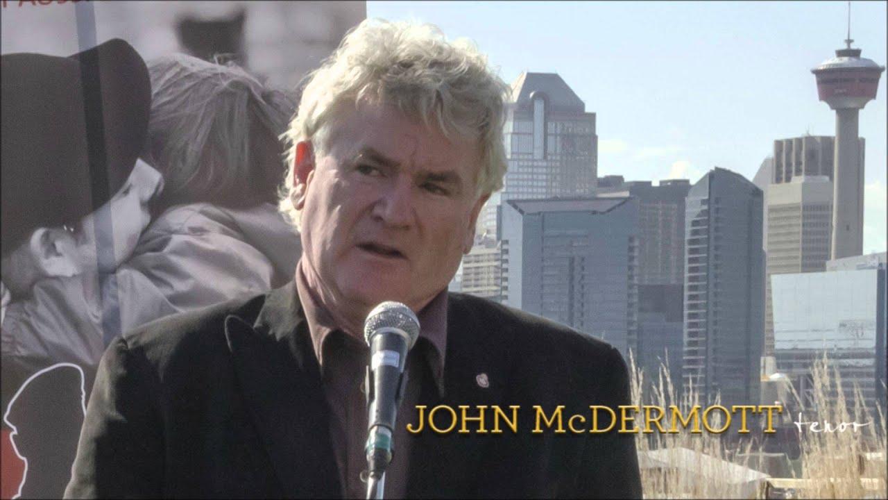 John McDermott- Black Is The Color - YouTube