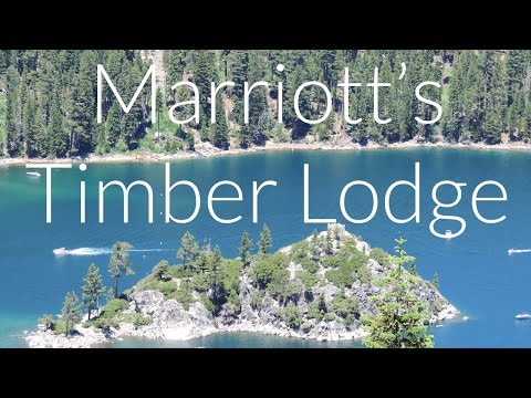 Marriott's Timber Lodge Timeshare Video Tour
