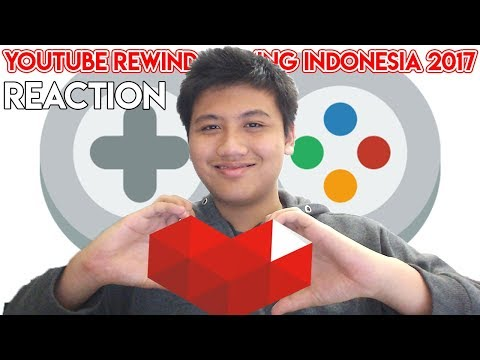 KEREN ABIS - Youtube Rewind Gaming Indonesia 2017 REACTION BeaconCream