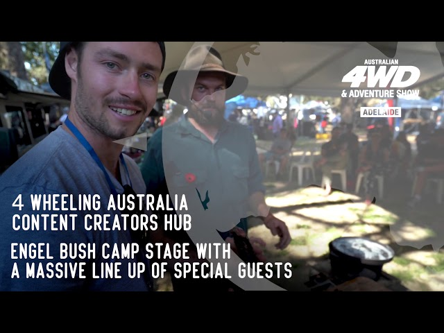 2021 Adelaide 4WD Show / SA Boat Fishing Show date announcement