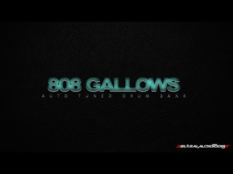 Global Audio Tools- 808 Gallows Sound Demonstration