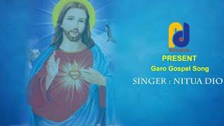 Gambar cover Hai Anching Damsan।।Garo Gospel Song।।Nithua Dio।।Official Video 2019