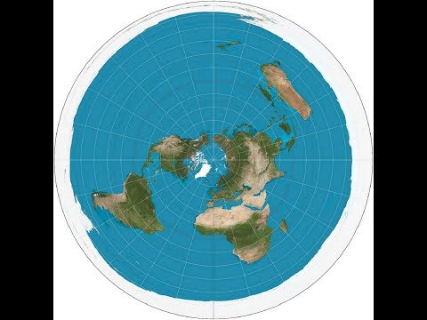 Flat Earth. Lets talk distances.