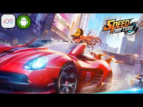 Garena Speed Drifters Gameplay (iOS - Android) - 동영상