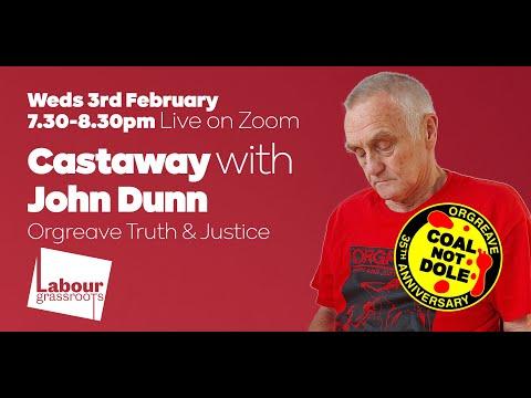Castaway with John Dunn