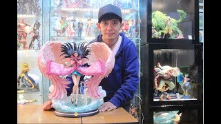 Unboxing Nico Robin TSUME HQS -One Piece-
